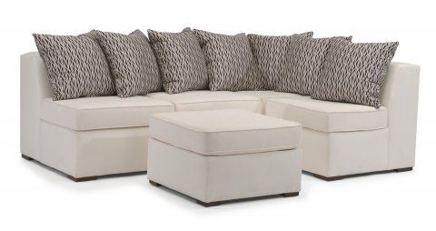Embrace Sleeper Sofa Sectional by Flexsteel via Flexsteel bonus room ideas