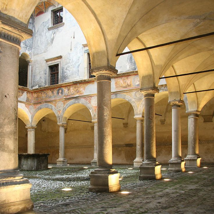 Palazzo Besta - Teglio  #sondrio #valtellina #cultura