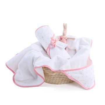 Badehåndklæder Pink