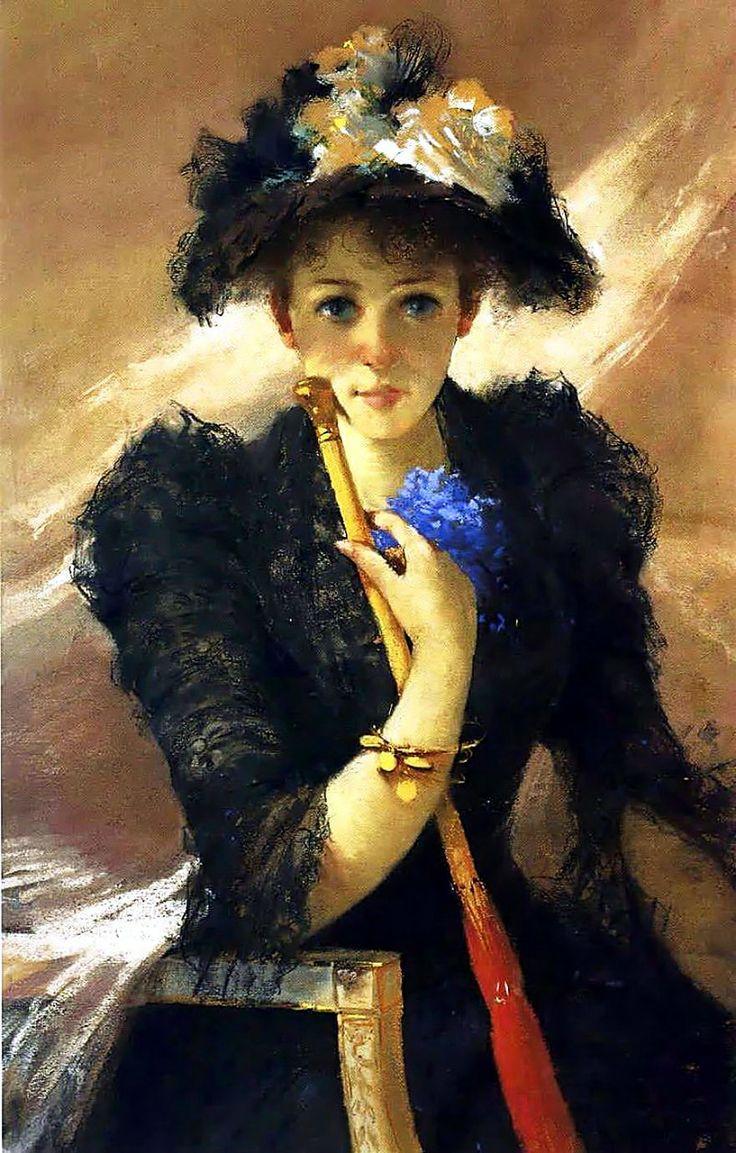 Vittorio Matteo Corcos (1859-1933)