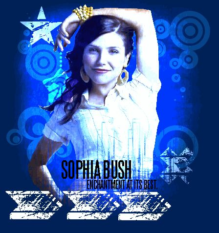 Sophia Bush by charmingstar
