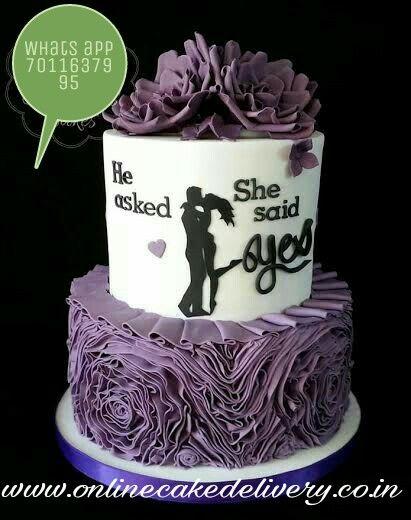 Cake Design Company Noida : 1000+ ideas about Ruffled Wedding Cakes on Pinterest ...