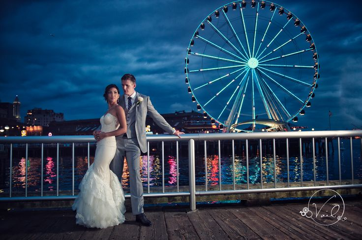 Nicholas And Duyen An Amazing Wedding Day At The Seattle
