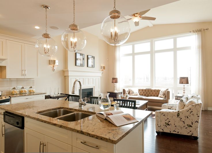 Great Rooms Tampa Part - 34: Berkshire - Kitchen/Great Room