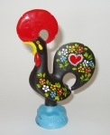 Galo de Barcelos. Portuguese traditional design.