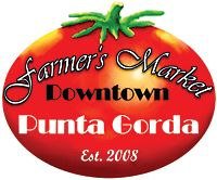 Punta Gorda Farmers' Market - every Saturday 8 until noon (voted best small market in Florida and 15th in the US)