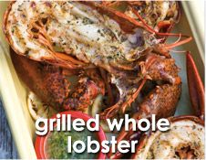 grilled whole lobster | Foods | Pinterest