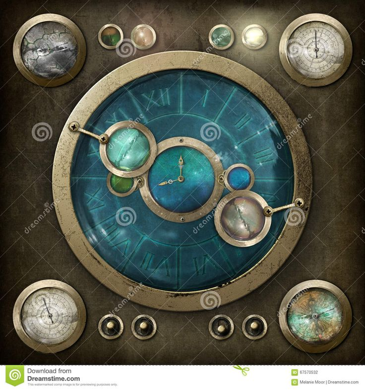 Steampunk Control Board - Download From Over 41 Million High Quality Stock Photos, Images, Vectors. Sign up for FREE today. Image: 67570532