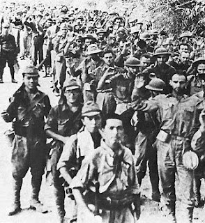 April 8, 1942 Baatan capture by Japaneese leads to the death march. If you know this story - this in-human treatment of warriors by the unrighteous Japanese soldiers ... if you read the determination of these men to live and tell the story of the Death March forced on them ... then you know that all the men that survived and all those that were murdered are heroes ... of the sort beyond the reach of any Japanese soldiers code of soldiering.History, Pacific Wars, Bataan Death, War, Death Marching, Wwii Pacific, Wars Ii, 1942, World War