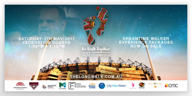 """Former Essendon Bombers player and current Southern Cross Pacific Indigenous Representative, Courtenay Dempsey will be supporting The Long Walk 2017 to help stand for unity and equality amongst Australia's wider communities. Southern Cross Pacific's Co-Director Paul Newman will be walking alongside Michael Long from Federation Square to the annual Dreamtime Game at the 'G in support of The Long Walk's mission to """"Promote, Develop and Empower Australia's First Nation's Peoples""""…"""