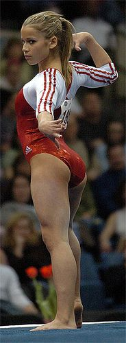 Alicia Sacramone by jodfevic, via Flickr  gymnast, gymnastics from Kythoni's Alicia Sacramone board