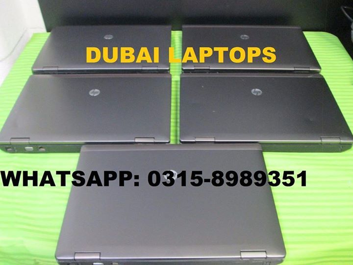 Best Price 15999Rs  HP Core i5 2nd Generation  Model 6460b   2.5 Ghz Processor  4Gb Ram DDr3 250Gb Hard Drive Sata  Camera Hd  Dvd Rom  Wifi Lan  14.1 Inch LEd Hd 2 Hours BaCkup Battery  Camera Hd  Orignal Charger  Brand New Condition   Dubai Laptops  #Delivery #Free #For #Karachi #Customers  SHOP #M55 Mezzanine Floor Odeon Centre ,Near Regal Chowk Saddar Karachi  Whatsapp : 03158989351 Cell :03232339421 Note : Customer Are Also Wellcome For Single Laptop Also Laptops Batteries & Chargers…