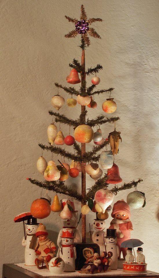 91 besten antique victorian christmas ornaments bilder auf for Nostalgische weihnachtsdeko