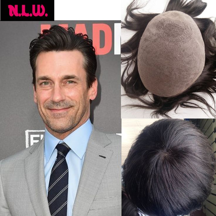 men stars same style men's toupee, hair pieces for men from nlw hair store, 10A top quality hair products