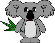 Koala Paper Craft