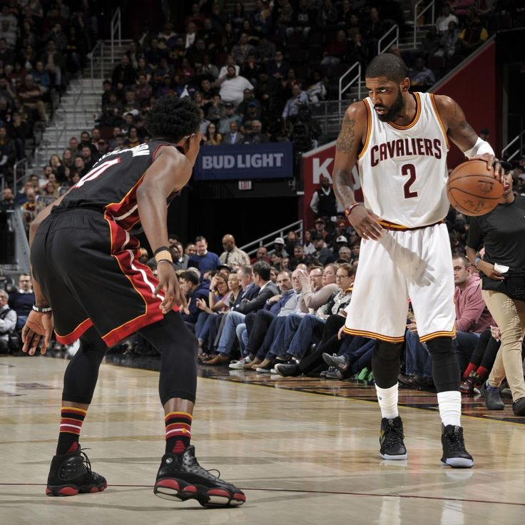 Kyrie Irving Trade Rumors: Heat Willing to Deal Goran Dragic, Justise Winslow - Bleacher Report