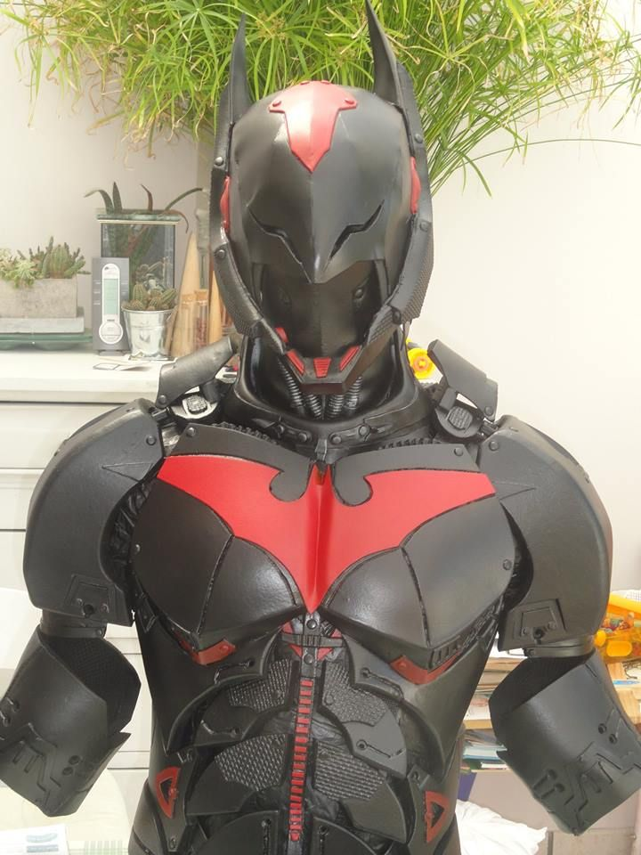 Gorgeous fan made Batman suit of armor. - Album on Imgur