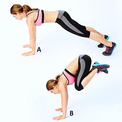 Donkey Kick #fullbodyworkout #weightloss   Health.com
