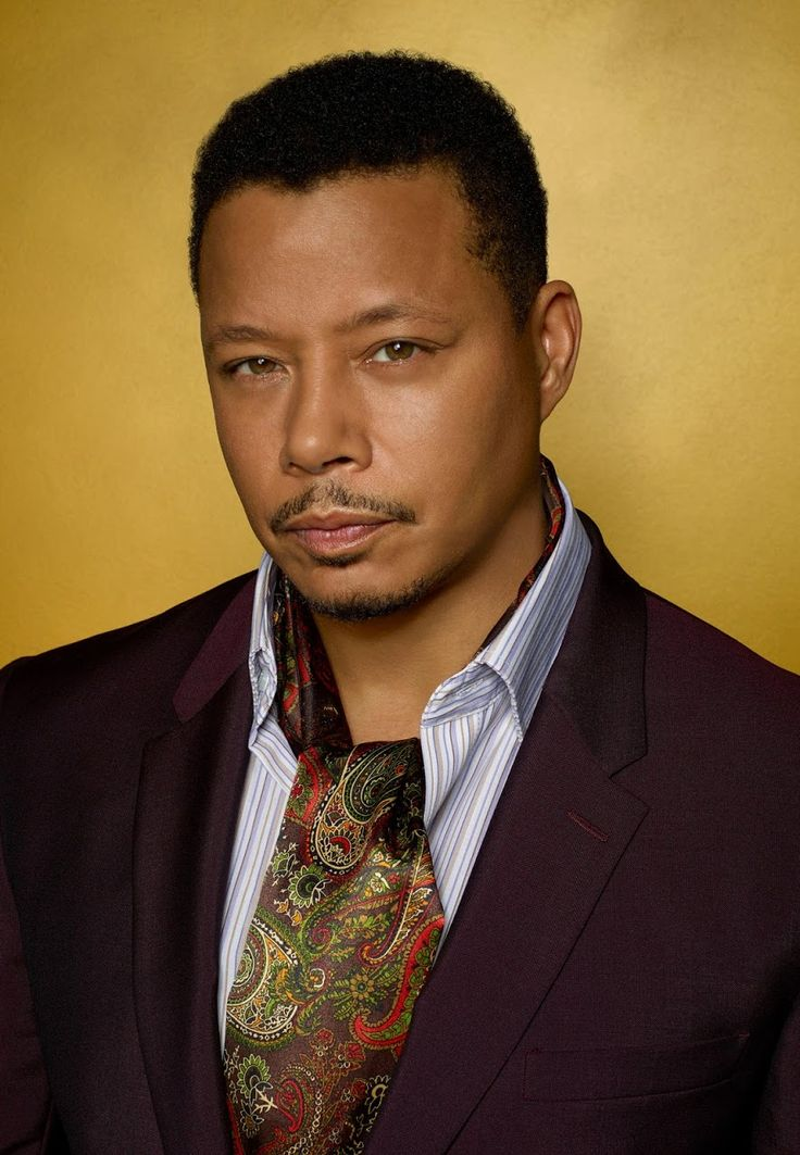 TERRENCE HOWARD  AKA: Lucious Lyon (Head of the record label Empire Entertainment. He is the father of Andre, Jamal and Hakeem Lyon with his now ex-wife Cookie Lyon).  Click PIN to read Bio and other great articles and updates shared by our Community members.