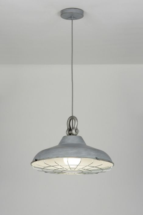 Fancy Hanglamp modern retro industrie look
