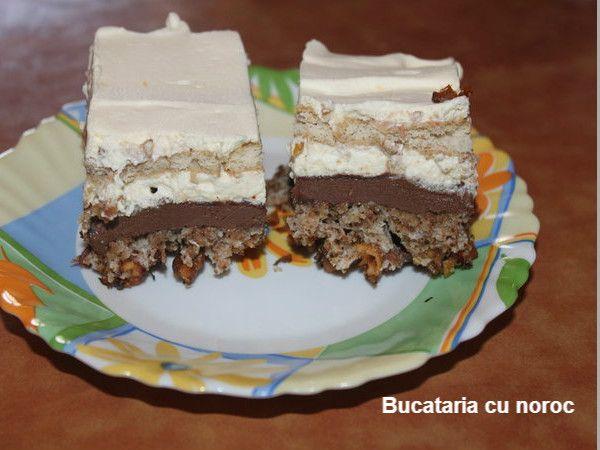 #Prajitura Antonela cu nutella - Bucataria cu noroc