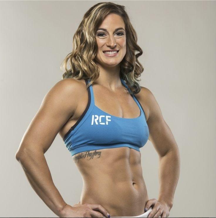 Hottest Women at the 2014 CrossFit Games Jenn Jones