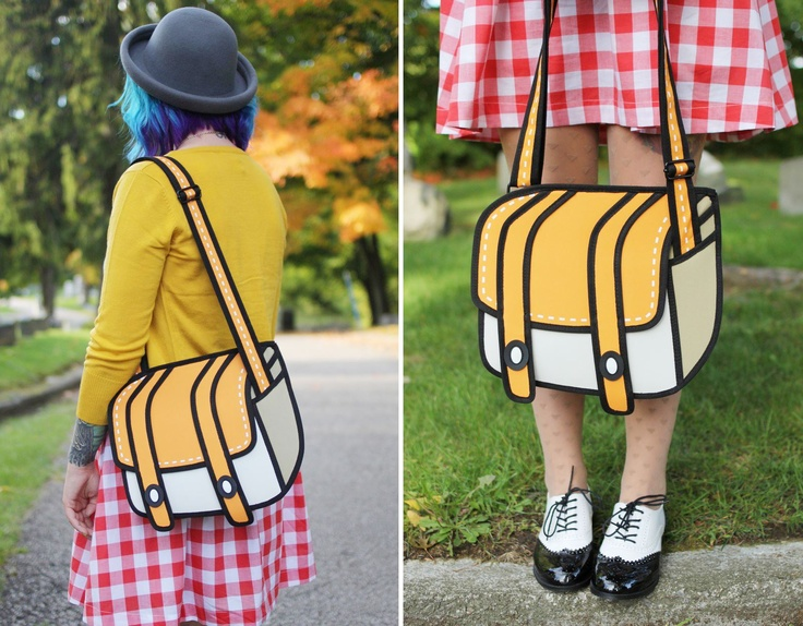 real 2d bag )) lol