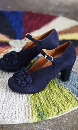 Gloria heels by Plumo ♥ vintage-inspired darlings