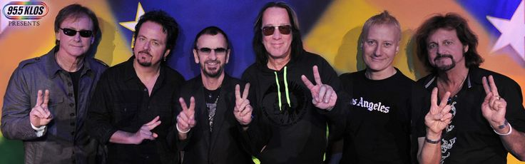 Ringo Starr and His All Starr Band featuring Steve Lukather, Richard Page, Gregg Rolie, Todd Rundgren and Gregg Bissonette Saturday, July 19, 2014