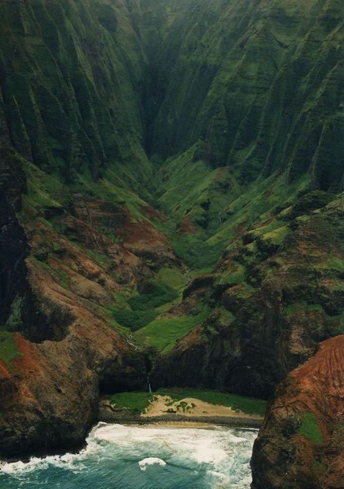 !!!!: Newzealand, Kauai Hawaii, Pali Coast, Places, Valley, Hawaiian Islands, Landscape,  Vale, New Zealand