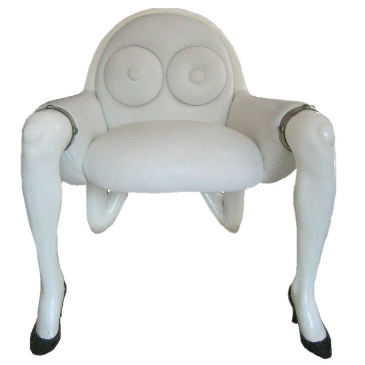 """""""Lady"""" Chair - Anthony Redmile"""