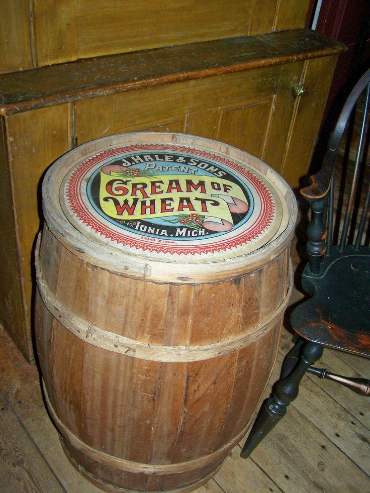 17 Best Images About Barrels Buckets Antique Vintage On
