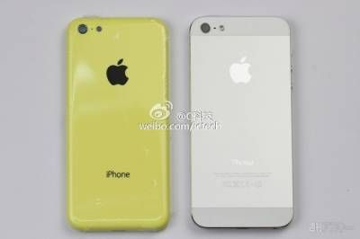 Apple iPhone Lite's high quality images surface, showing a comparison with iPhone 5