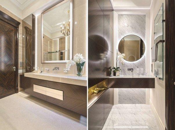 Итальянский дом в классическом стиле - Дизайн интерьеров | Идеи вашего дома | Lodgers