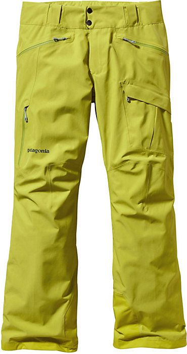 Patagonia Powder Bowl Pant - Men's Ski Pants - Backcountry - Christy Sports - 2014 - Winter - Snow pants