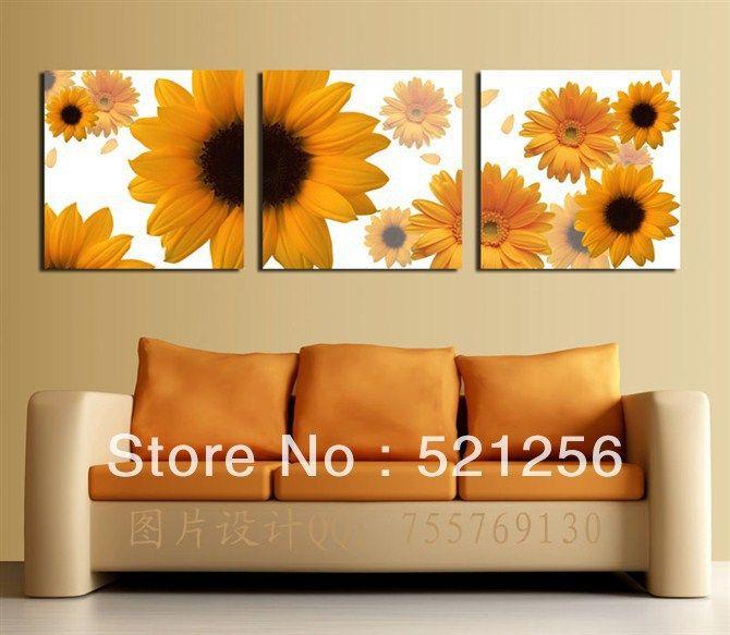 The 28 best Sunflower Bedroom images on Pinterest | Sunflowers ...