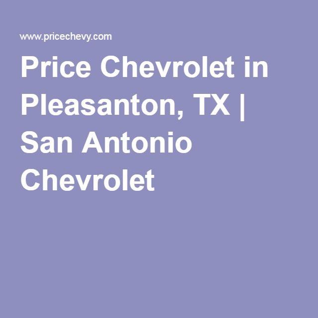 Superb Price Chevrolet In Pleasanton, TX | San Antonio Chevrolet