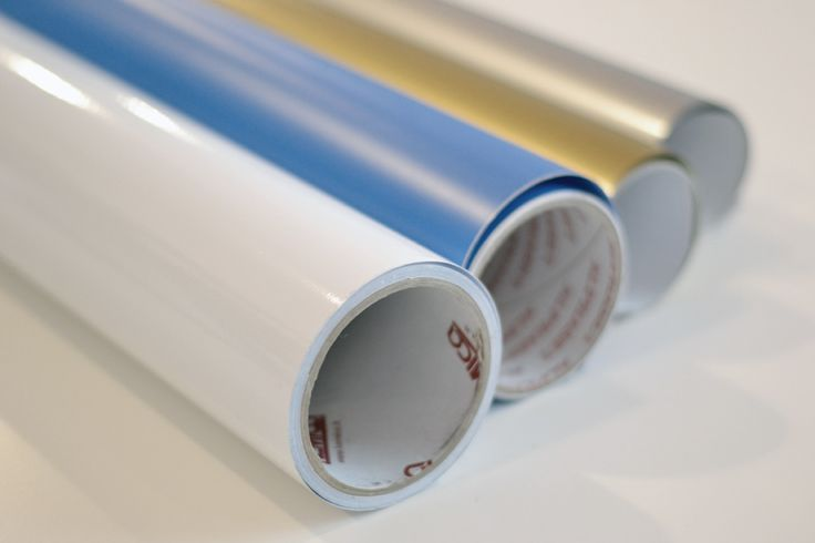 F wie Folien 2.0  - oder auch was ist Vinylfolie?