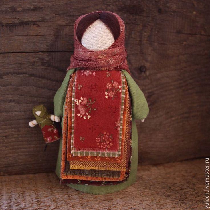 """Купить Народная русская куколка """"Осенние чувства"""" - разноцветный, народная кукла, народная традиция, осень"""