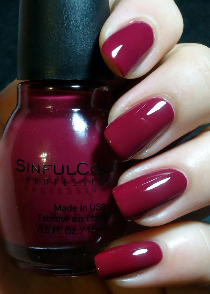 Sinful Colors - Get It On / BreezyTheNailPolishLover