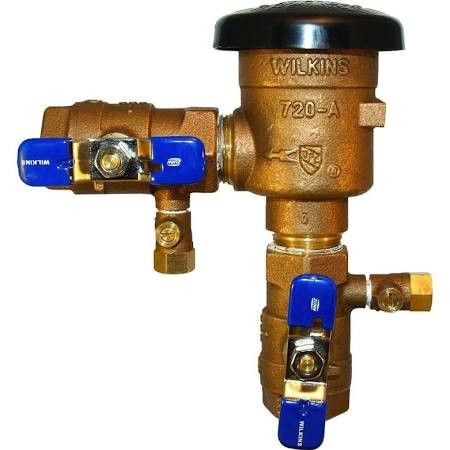 Wilkins 720A 3/4 inch PVB Backflow Preventer