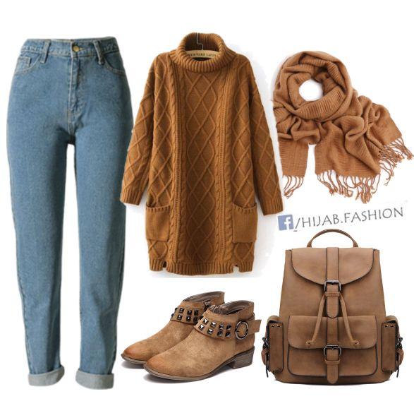 Winter Essentials - Outfit Idea