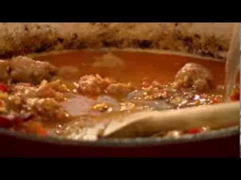 Рис с острыми колбасками от Гордона Рамзи - YouTube