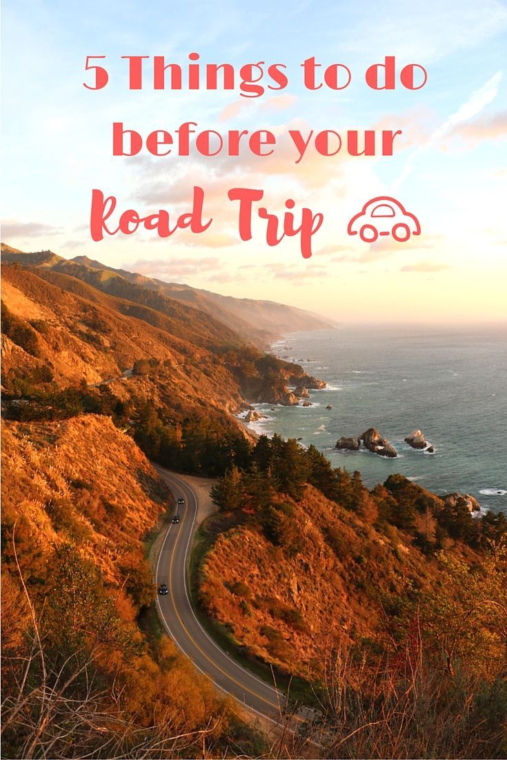 Planning a road trip this year? Here are 5 things you should do before you hit the road.   jannaonajaunt.com