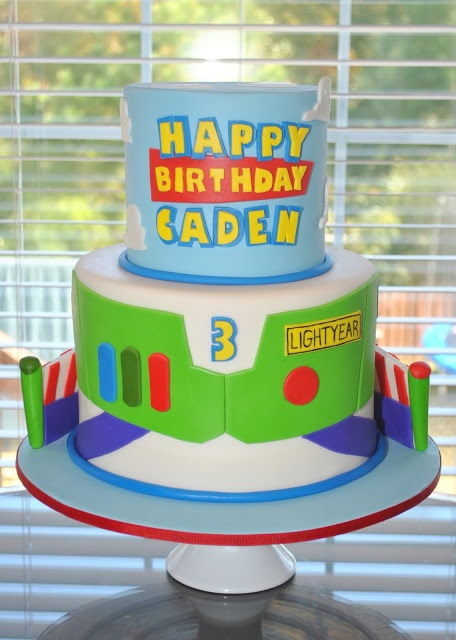 Th Birthday Party Cake Ideas