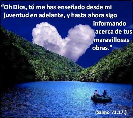 Testigos de Jehova Salmo 71:17