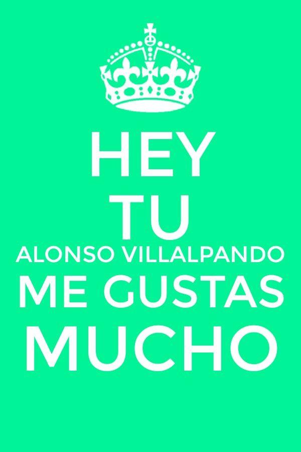 Alonso es mio