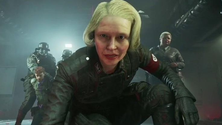 Wolfenstein 2: The New Colossus Collector's Edition Revealed: The premium edition comes with an authentic retro-style action figure of hero…