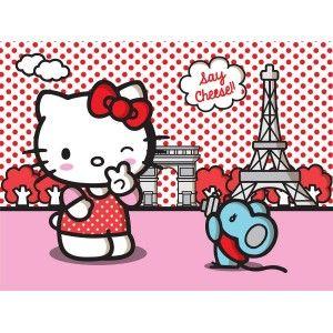 Hello Kitty gyerek poszter (360 cm x 255 cm)