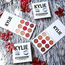Kylie Jenner Kyshadow Fard à Paupières Pressé Poudre Bourgogne Palette